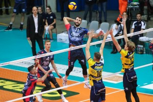 Attacco Vero Volley Monza