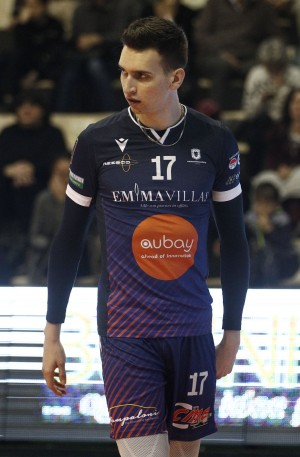 Yuri Romanò per Siena