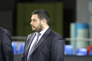 Il secondo allenatore Michele Massera - GoldenPlast Civitanova