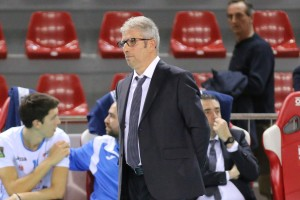 Il primo allenatore Gianni Rosichini - GoldenPlast Civitanova