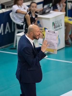 Allenatore Olimpia Bergamo