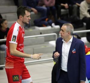 Coach Serniotti e Picco