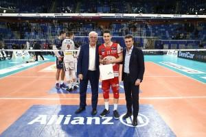GREBENNIKOV MVP DELLA PARTITA