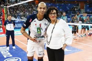 NIMIR PREMIATO MVP DEL MESE DI DICEMBRE
