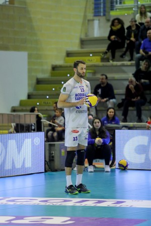 ANDREA ROSSI TOP VOLLEY