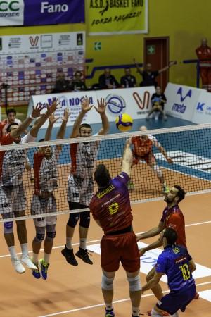 Attacco Marinelli su muro a tre Gibam