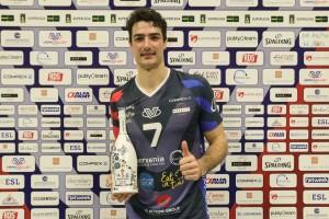 MVP Yacine Louati