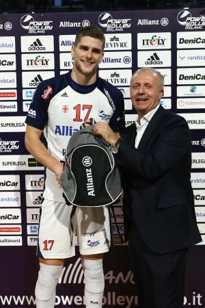 CLEVENOT MVP DELLAPARTITA