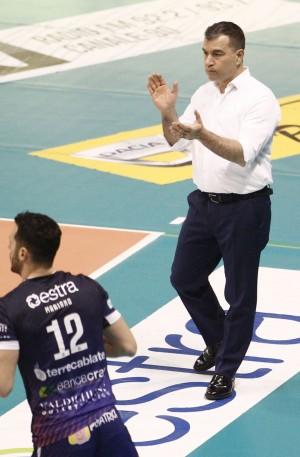 Coach Graziosi per Siena