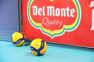 Del Monte e pallone Mikasa