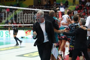 Esultanza vittoria Vital Heynen