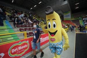 Mascotte Del Monte, Mr.  Banana