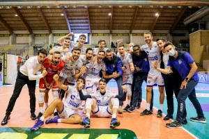 esultanza finale top volley cisterna