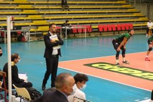 Coach Antonio Polimeni