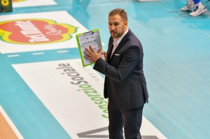 Coach Aurispa Lecce Caporusso
