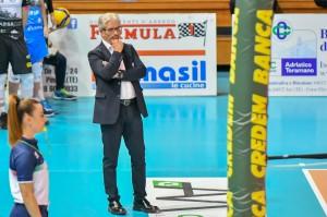 Coach Abba Pineto Rosichini