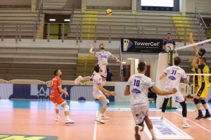 ATTACCO TOP VOLLEY