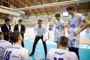 Time out Top Volley KOVAC