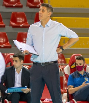 Top Volley Cisterna - Coach Boban Kovac