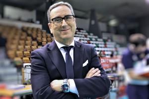 Prisma Taranto: Vincenzo Di Pinto, I° allenatore - foto Avio