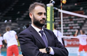 Prisma Taranto: Francesco Racaniello,II° allenatore - foto Avio