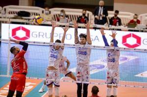 Attacco Juantorena Muro Top Volley