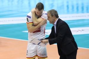 Bonitta con Kovacic