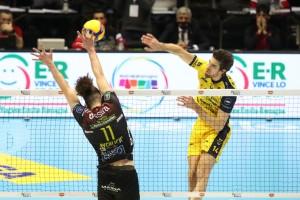 Luca Vettori contro Rychlicki