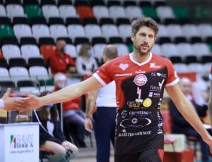 Filippo Vedovotto in campo