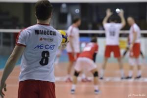 Conad Reggio : Maiocchi in battuta
