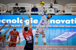 attacco tillie top volley