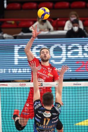 Il pallonetto di Kamil Rychlicki