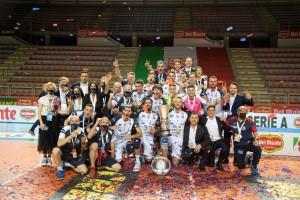 Agnelli Tipiesse Bergamo campione