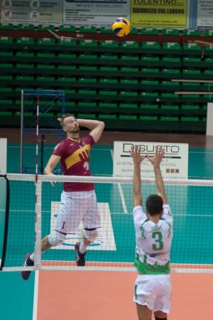 14/10/2018 Menghi Shoes Macerata - Roma Volley (14 Ottobre 2018)