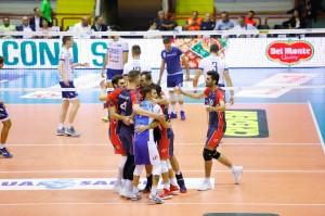 21/10/2018 Top Volley Latina vs Vero Volley Monza