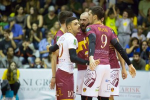 21/10/2018 Roma Volley vs Monini Spoleto