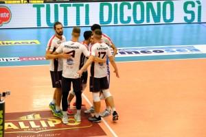 28/10/2018 Tonno Callipo Calabria Vibo Valentia vs Vero Volley Monza