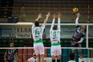 28/10/2018 Menghi Shoes Macerata vs BCC Leverano