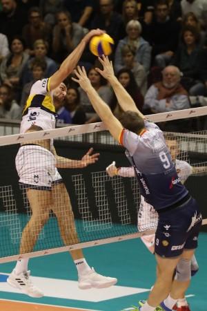 28/10/2018 Consar Ravenna vs Azimut Leo Shoes Modena