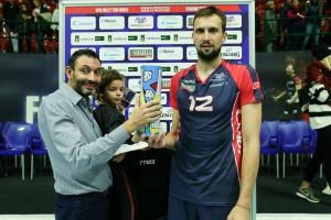 01/11/2018 Vero Volley Monza vs Consar Ravenna