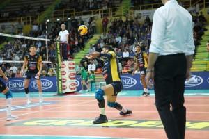 04/11/2018 Calzedonia Verona vs Globo Banca Popolare del Frusinate Sora