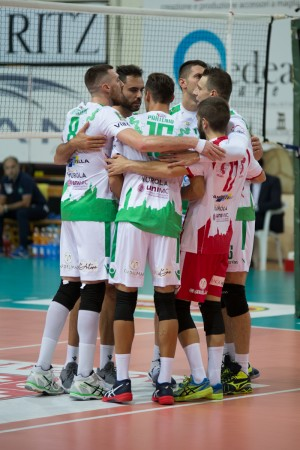 04/11/2018 Menghi Shoes Macerata vs Monini Spoleto