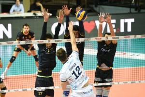 09/11/2018 Olimpia Bergamo vs Maurys Italiana Assicurazioni Tuscania