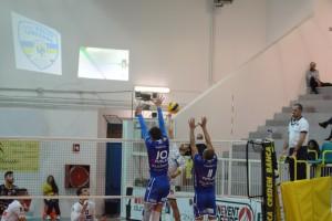 11/11/2018 BCC Leverano vs Goldenplast Potenza Picena