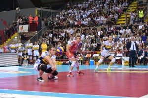 11/11/2018 Sir Safety Conad Perugia vs Azimut Leo Shoes Modena
