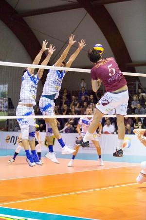 11/11/2018 Roma Volley vs Centrale del Latte Sferc Brescia