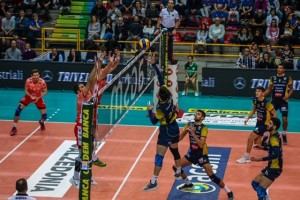 11/11/2018 Calzedonia Verona vs Consar Ravenna