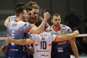 18/11/2018 Consar Ravenna vs Top Volley Latina