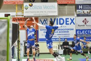 18/11/2018 Videx Grottazzolina vs Olimpia Bergamo