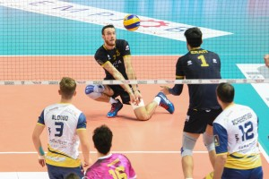 24/11/2018 Olimpia Bergamo vs Materdominivolley.it Castellana Grotte